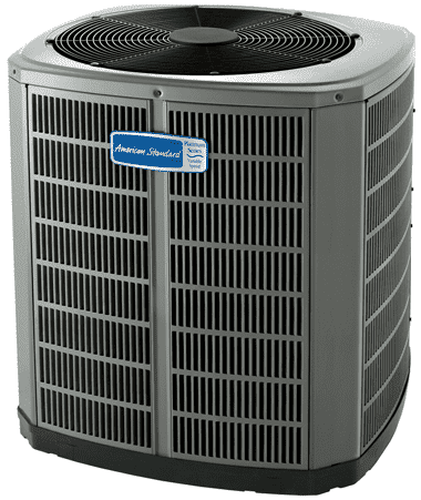 American Standard Platinum 20 Air Conditioning Unit