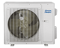 American Standard Ductless 4txk38 Outdoor Heat Pump