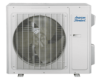 American Standard Ductless 4txk8 Outdoor Heat Pump