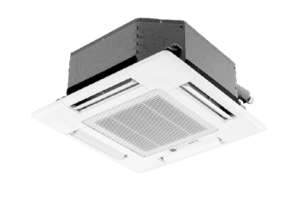 NAXCKS Ceiling Cassette Heat Pumps