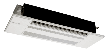 NAXUKS One-Way Ceiling Cassette Multi Zone Heat Pump