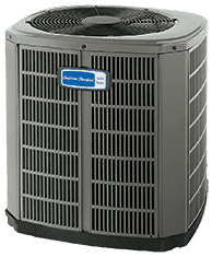 American Standard Gold 17 Heat Pump