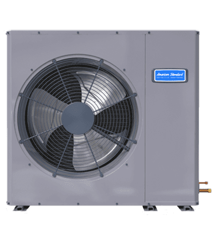 American Standard Silver 16 Low Profile Heat Pump