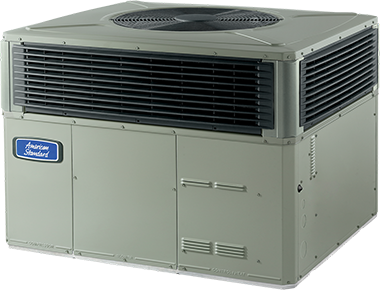American Standard Gold 15 Air Conditioner Packaged System