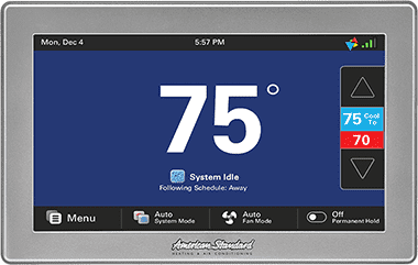 American Standard Acculink Platinum 1050 Thermostat