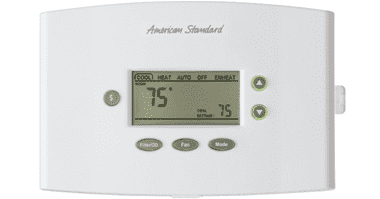 standard thermostat wiring diagram standard image thermostat standard diagram american wiring asystat650 all about on standard thermostat wiring diagram