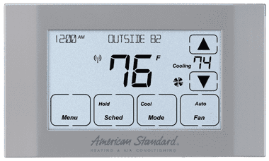 Silver 624 Control 7 Day Programmable Thermostat
